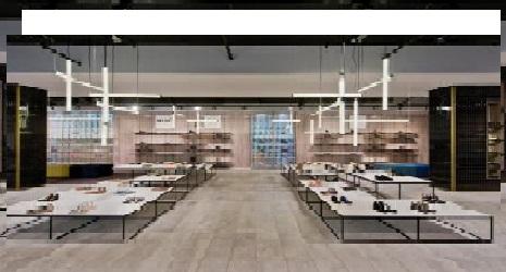 鞋店利用空间香氛真可谓是一箭双雕